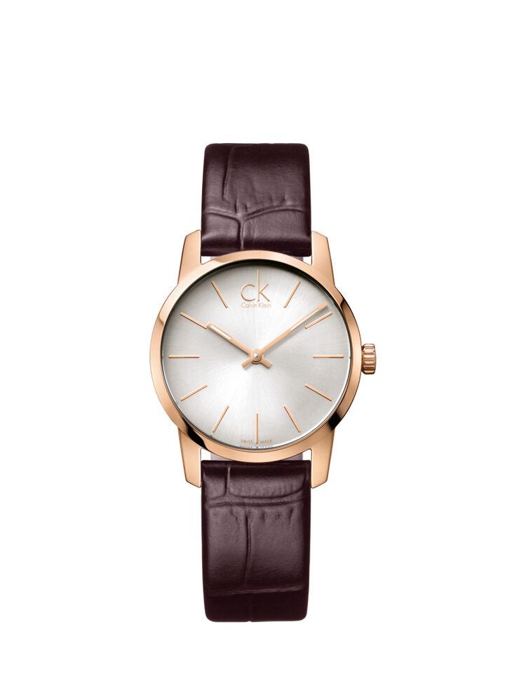 CALVIN KLEIN City 腕錶