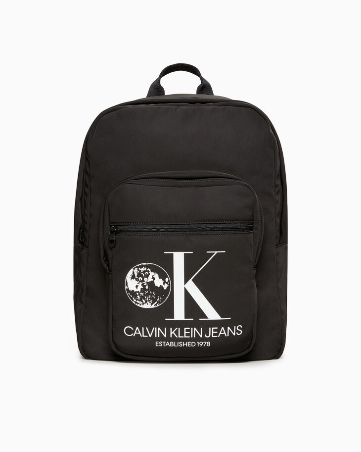 CALVIN KLEIN GRAPHIC PRINT BACKPACK