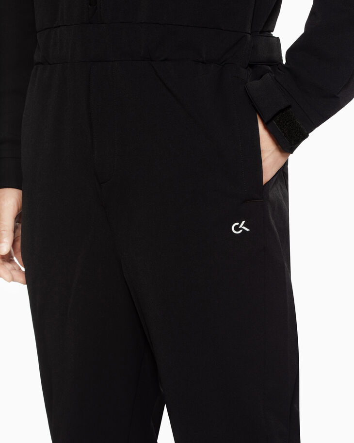 CALVIN KLEIN GALAXY LONG SLEEVE JUMPSUIT