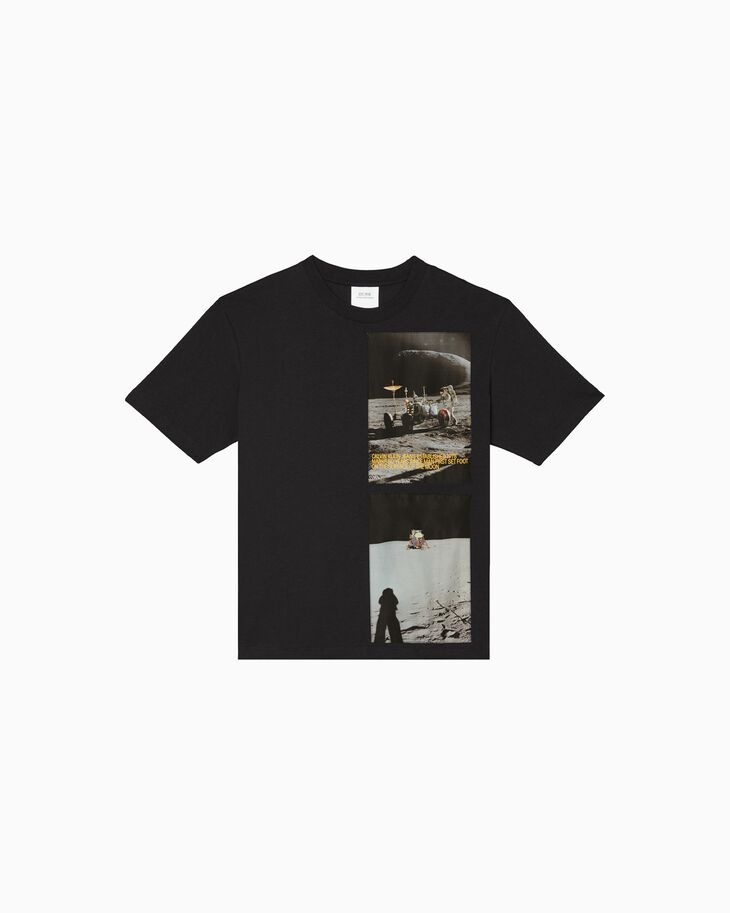 CALVIN KLEIN MOON LANDINGS 크루넥 티셔츠