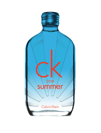CALVIN KLEIN CK ONE SUMMER EAU DE TOILETTE 100ML