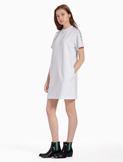 CALVIN KLEIN KNIT JERSEY DRESS
