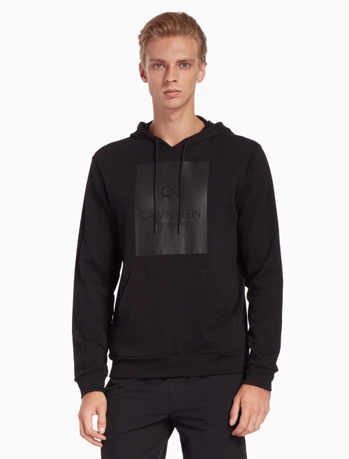CALVIN KLEIN BILLBOARD HOODED SWEATSHIRT