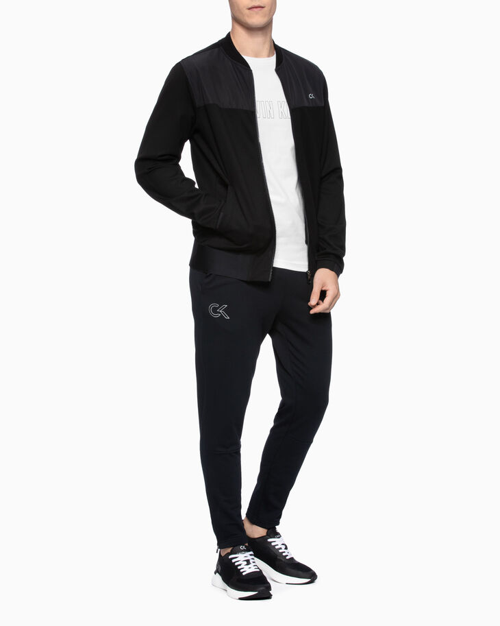CALVIN KLEIN ACTIVE ICON BOMBER JACKET