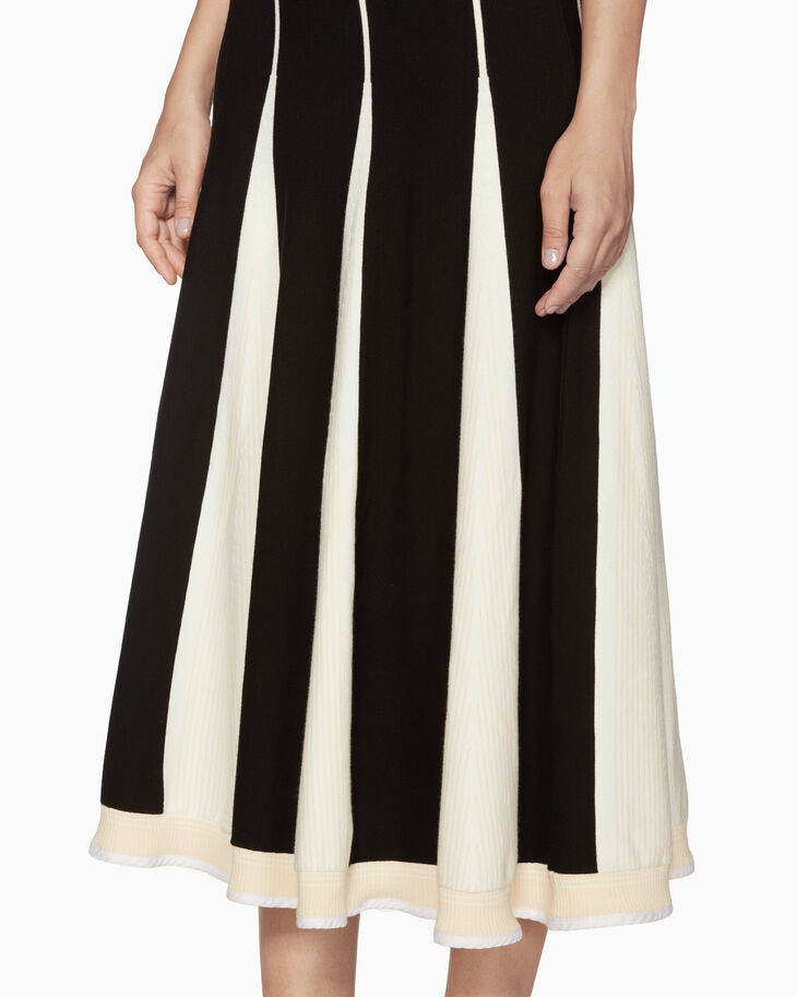 CALVIN KLEIN WARM TOUCH VISCOSE DRESS