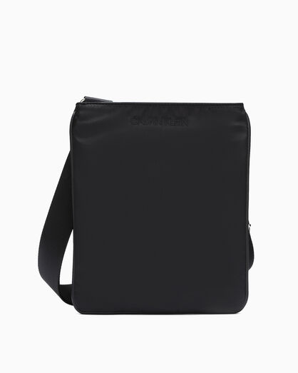 CALVIN KLEIN SLEEK NYLON CROSSBODY