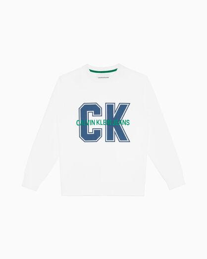 CALVIN KLEIN ロゴ スウェットシャツ