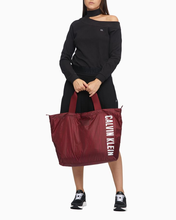 CALVIN KLEIN ELEVATION PACKABLE TOTE