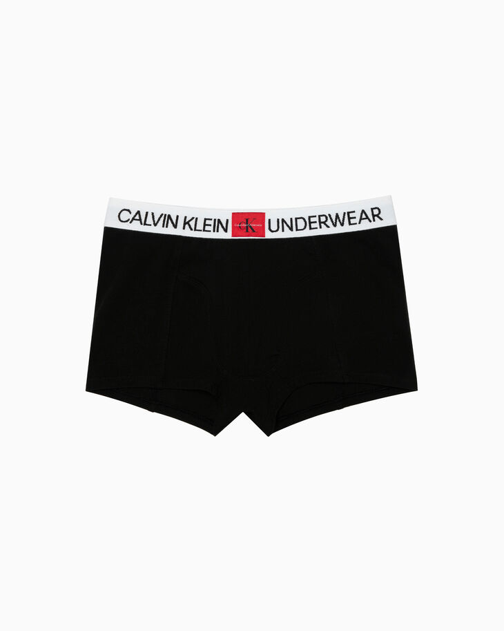 CALVIN KLEIN BOYS MINIGRAM TRUNKS 2-PACK