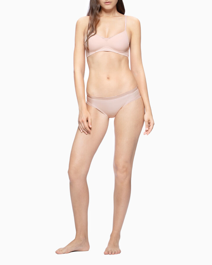 CALVIN KLEIN BREATHABLE LIGHTLY LINED WIREFREE BRA