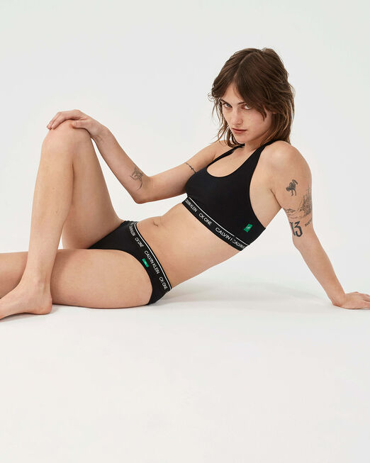 CALVIN KLEIN CK ONE RECYCLE LIGHTLY LINED BRALETTE