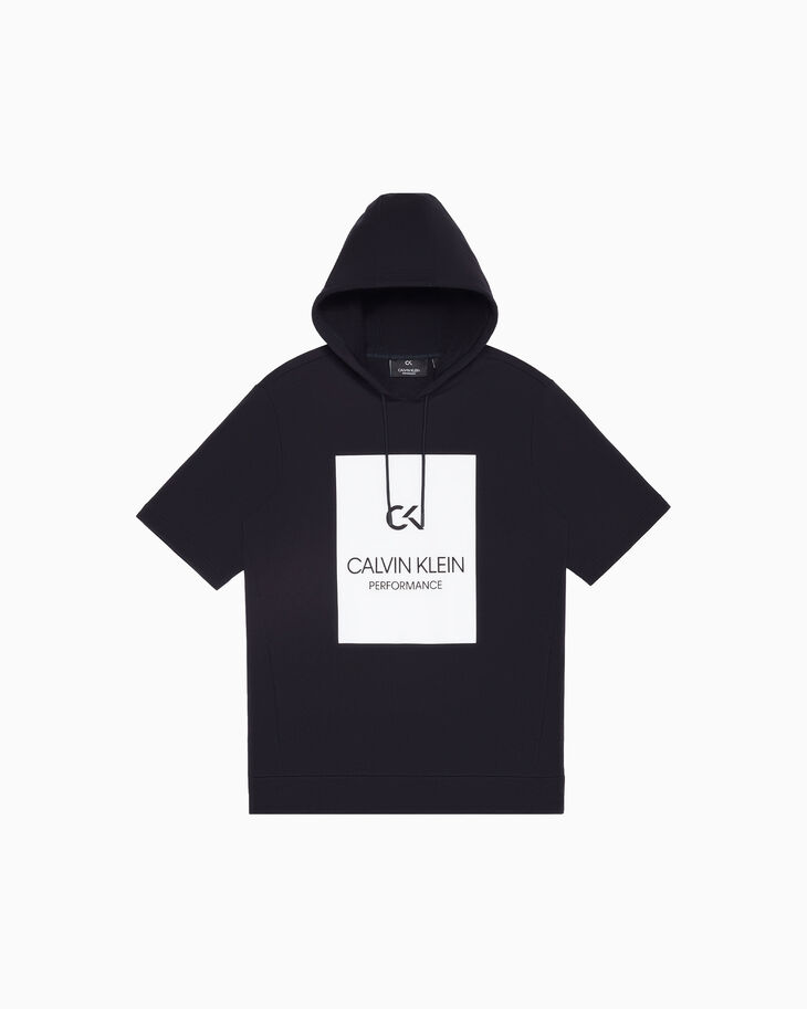 CALVIN KLEIN STATEMENT ESSENTIALS BILLBOARD HOODIE
