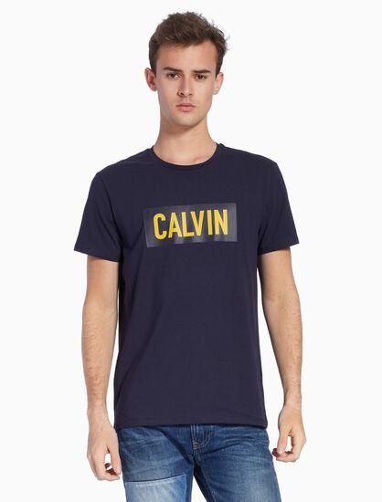 CALVIN KLEIN LOGO BOX 針織上衣