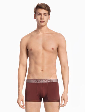CALVIN KLEIN CUSTOMIZED STRETCH MICRO LOW RISE TRUNK