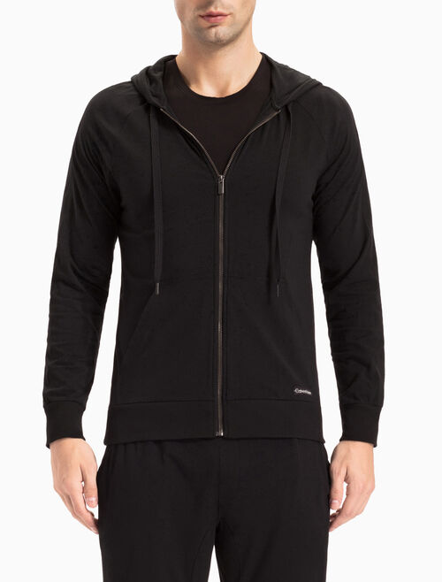 CALVIN KLEIN FOCUSED FIT LOUNGE HOODIE