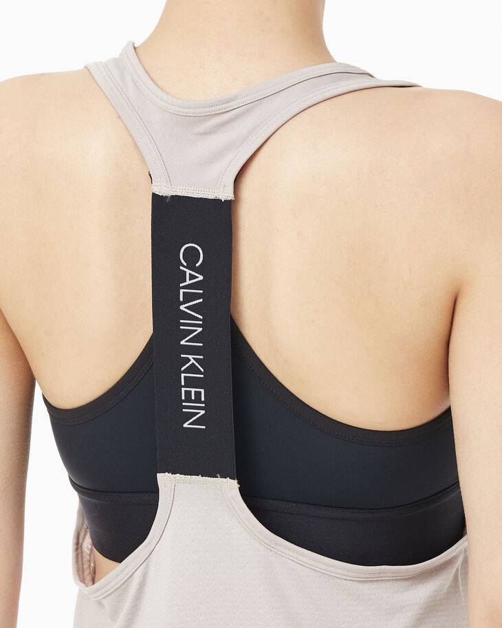 CALVIN KLEIN ACTIVE ICONESH BACK 背心