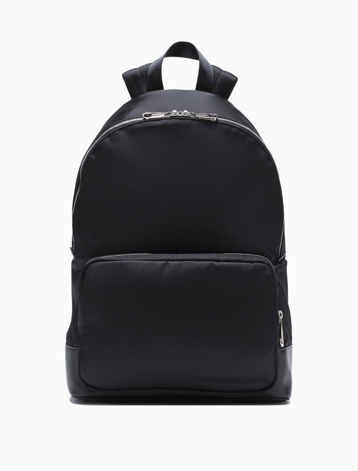 CALVIN KLEIN NYLON UTILITY CAMPUS BACKPACK 45