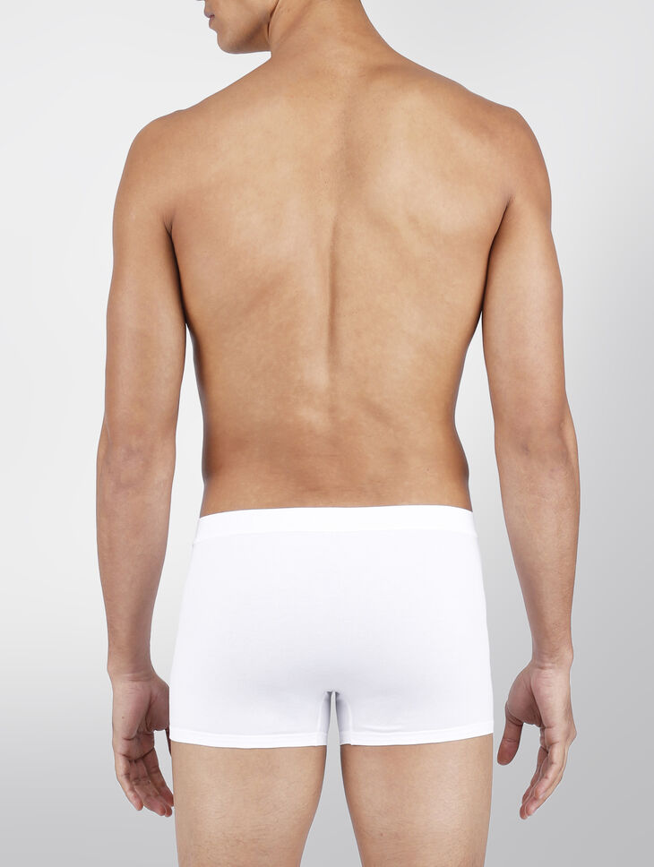 CALVIN KLEIN CK BLACK PIMA LOW RISE TRUNK