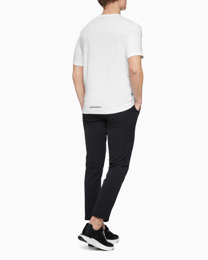 CALVIN KLEIN STATEMENT ESSENTIALS WOVEN PANTS