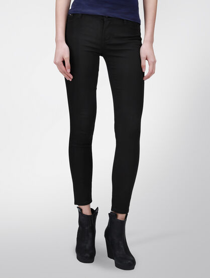 CALVIN KLEIN POP BLACK LEGGING