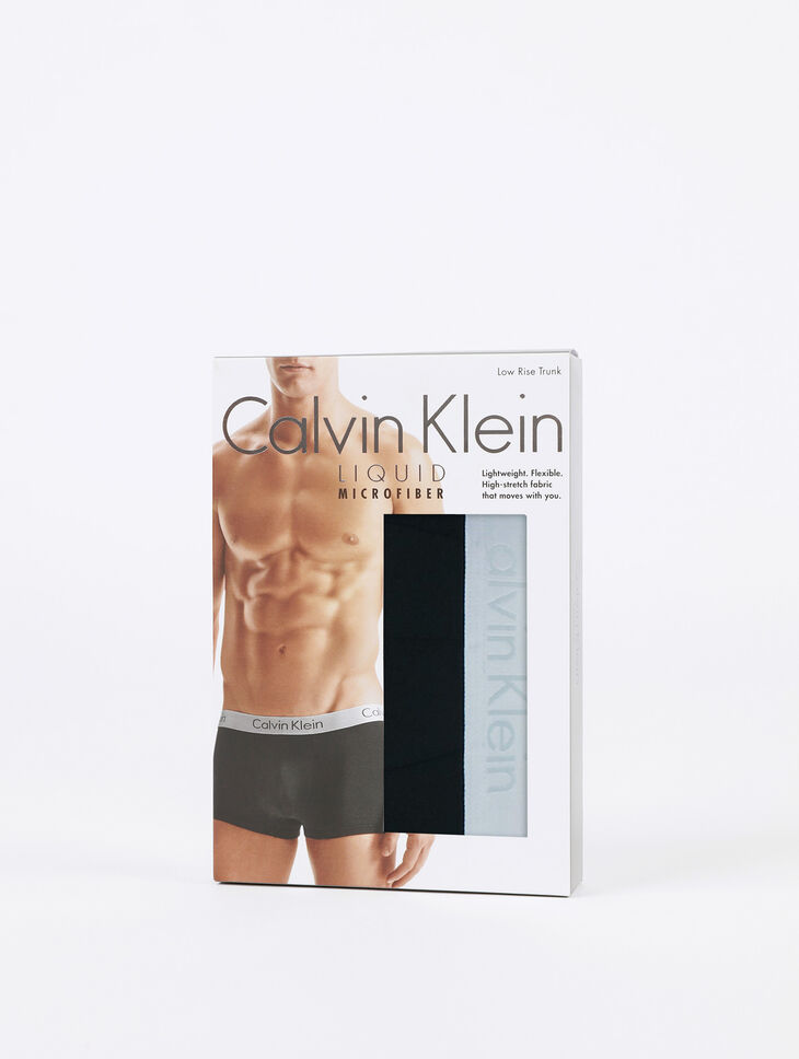 CALVIN KLEIN LIQUID STRETCH TERRY PANTS