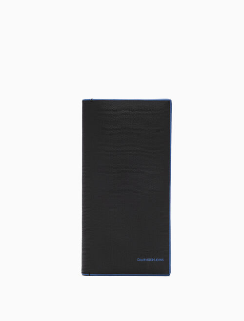CALVIN KLEIN EDGE POP LONG FOLD WALLET