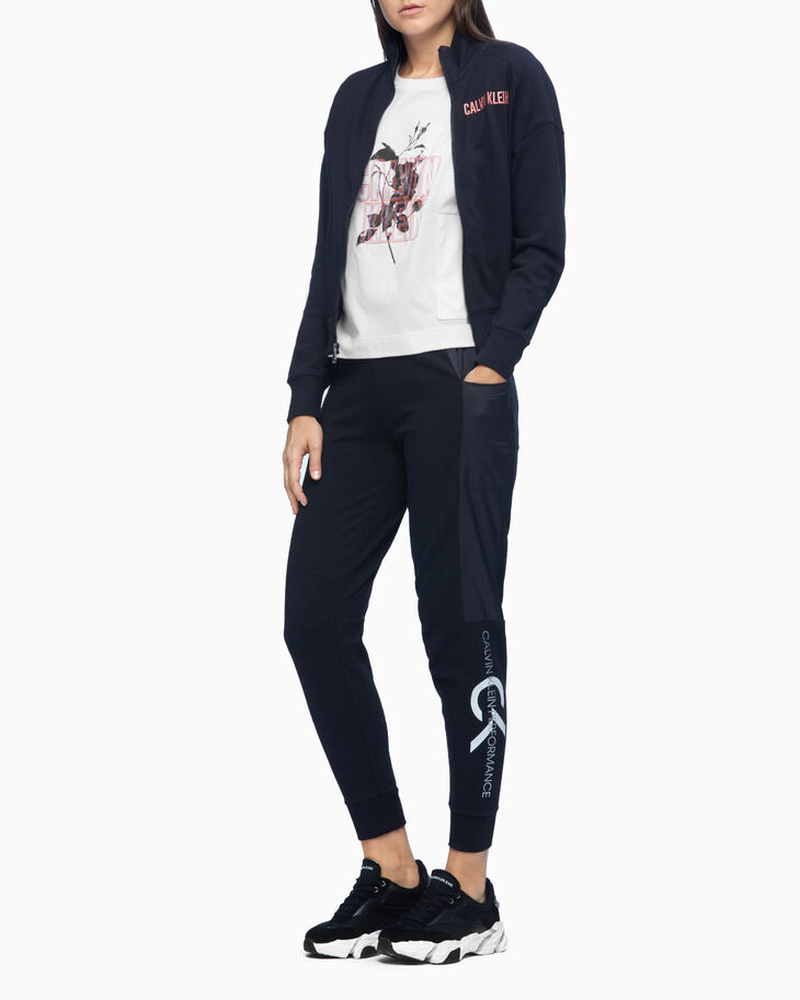 CALVIN KLEIN SUSTAINABLE PERFORMANCE ICON SWEAT PANTS