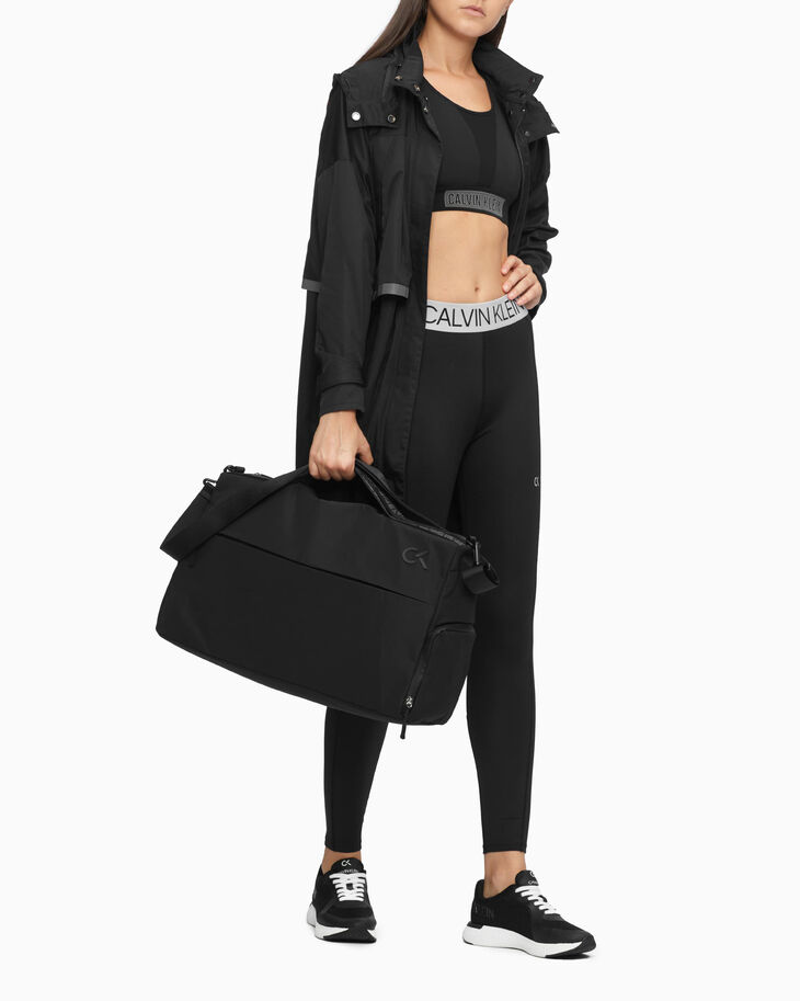 CALVIN KLEIN ACTIVE ICON DUFFLE BAG
