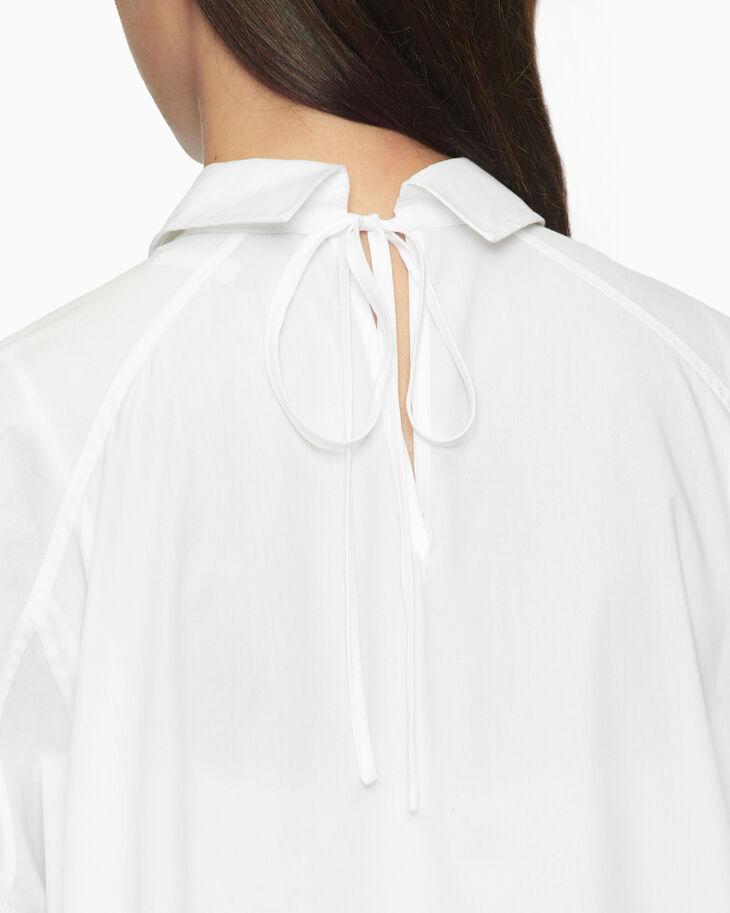 CALVIN KLEIN OVERSIZED SHIRT DRESS