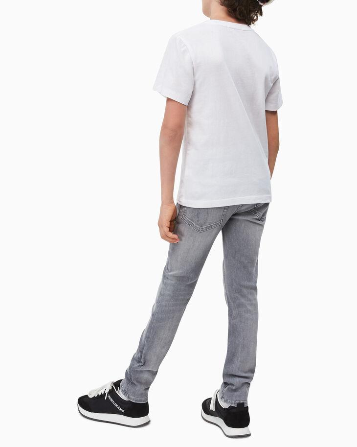 CALVIN KLEIN 남아용 CKJ 로고 티셔츠