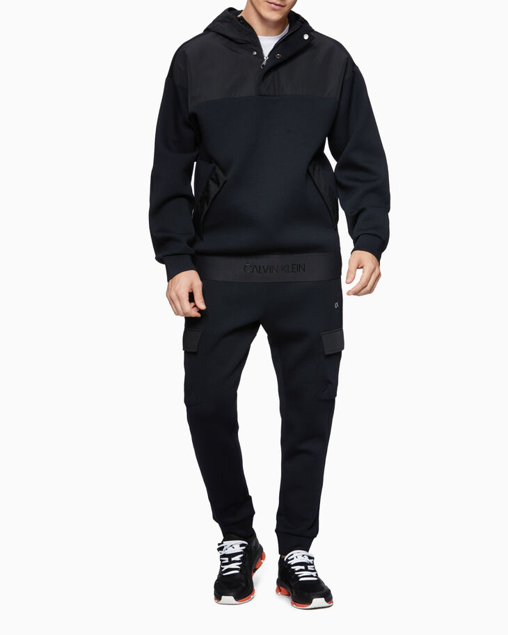 CALVIN KLEIN ACTIVE ICON PREMIUM SWEATPANTS