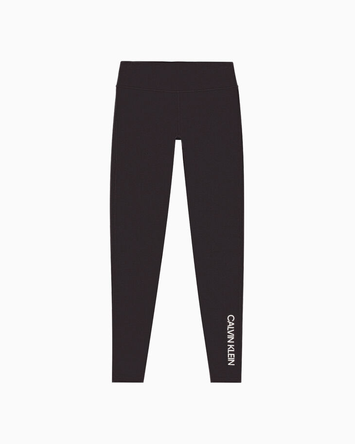 CALVIN KLEIN GRAPHIC STORY LOGO FULL LENGTH LEGGINGS