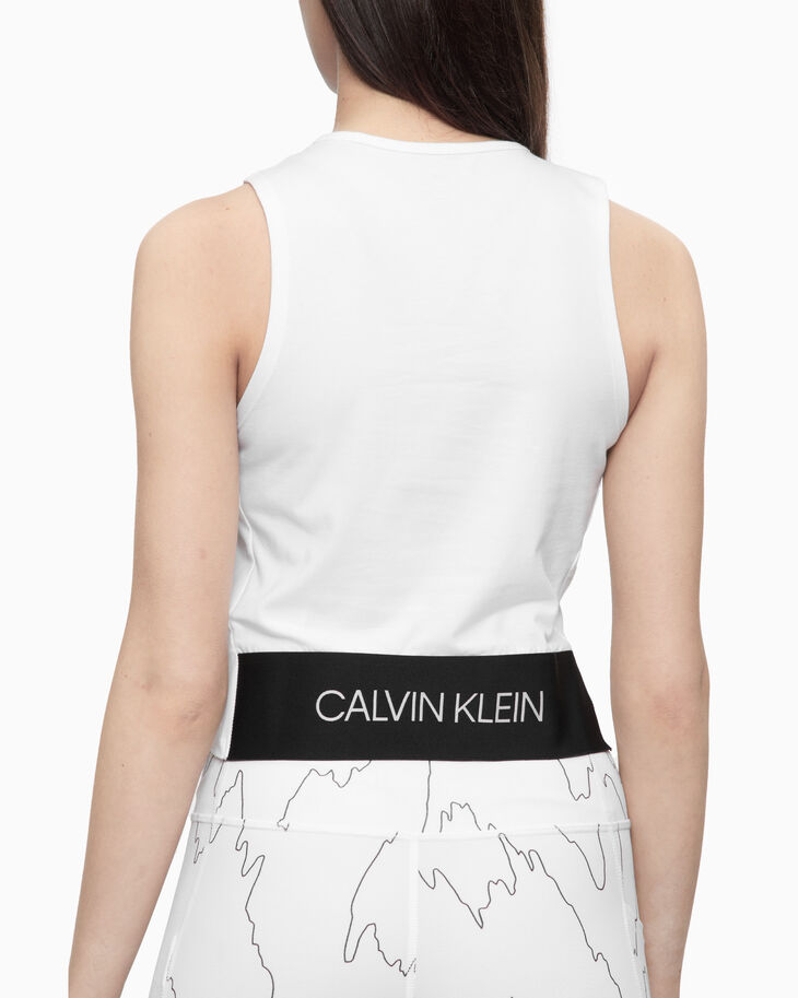 CALVIN KLEIN ACTIVE ICON 短版背心