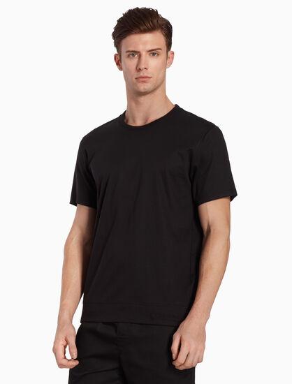 CALVIN KLEIN CK BLACK LOUNGE 티셔츠
