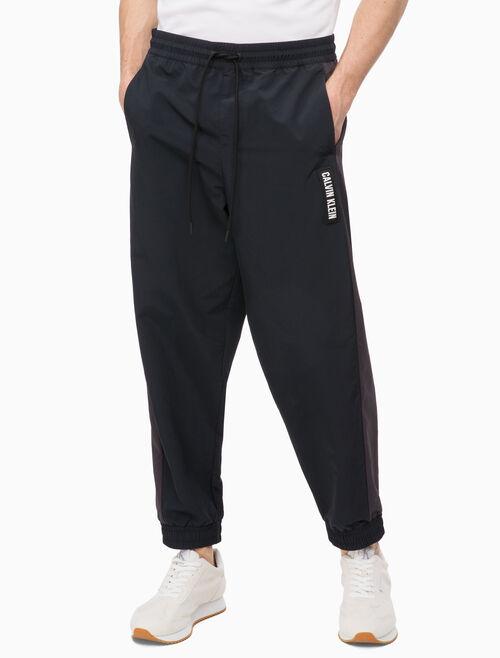 CALVIN KLEIN LOGO SWEAT PANTS