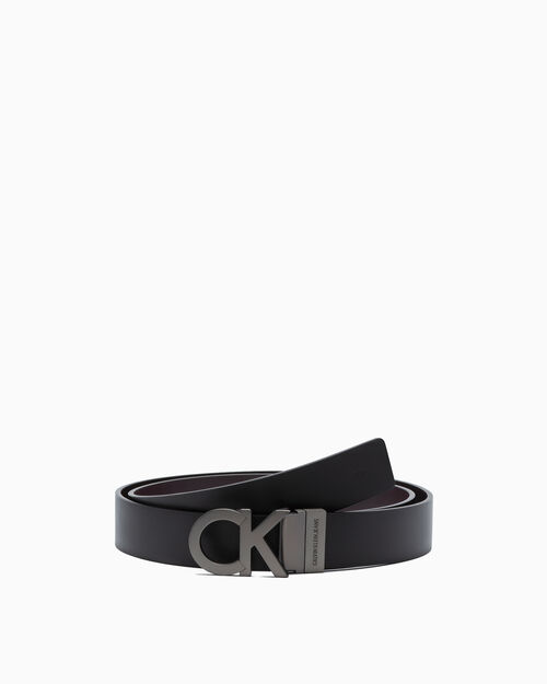 CALVIN KLEIN REVERSIBLE LOGO BELT 35MM