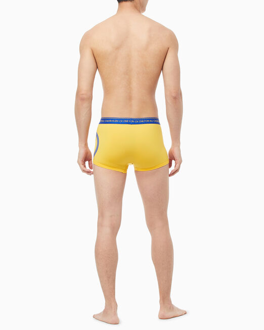CALVIN KLEIN CK ONE LOW RISE TRUNKS