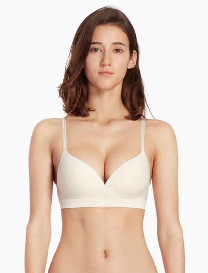 CALVIN KLEIN LIGHTLY LINED BRALETTE