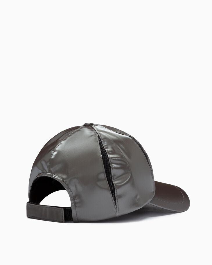 CALVIN KLEIN NYLON LOGO CAP