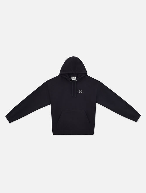 CALVIN KLEIN EST 1978 ICON EMBROIDERED 후디