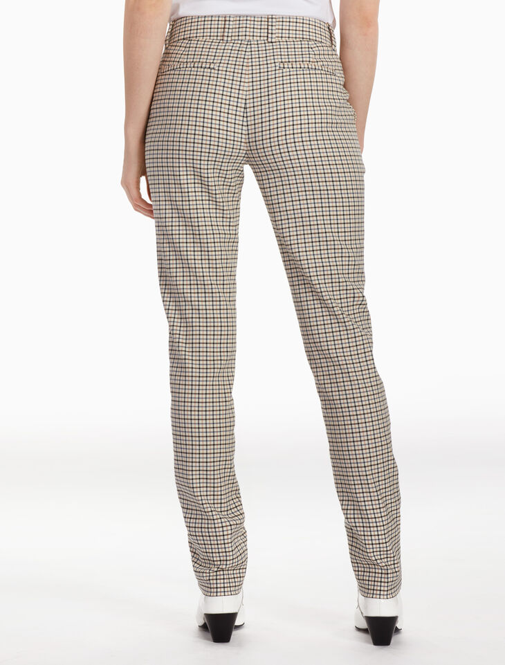 CALVIN KLEIN GROUND CHECK PANTS