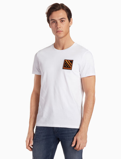 CALVIN KLEIN LOGO バッジ T シャツ