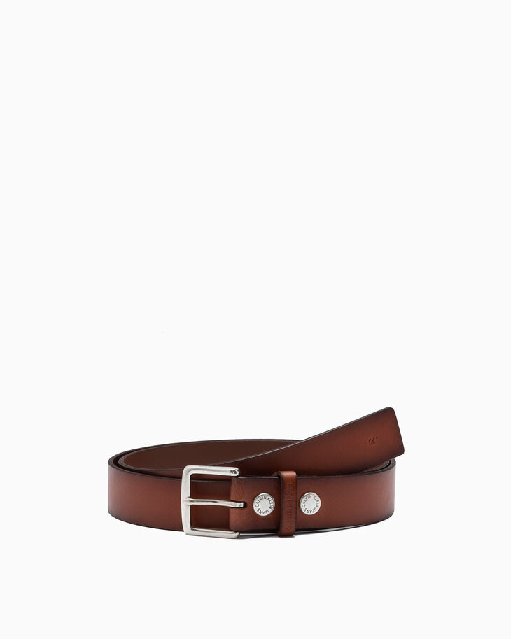 CALVIN KLEIN CLASSIC PIN BUCKLE BELT 35MM