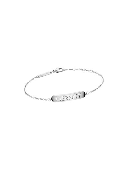 CALVIN KLEIN MESSAGE BRACELET BELT