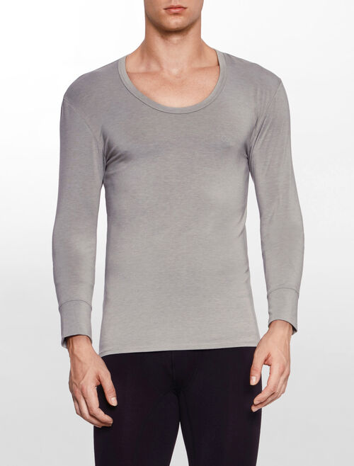 CALVIN KLEIN CUSTOMIZED STRETCH WARMWEAR TOP
