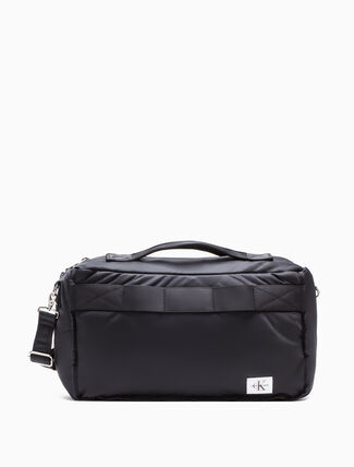 CALVIN KLEIN DOUBLE DUFFLE BAG