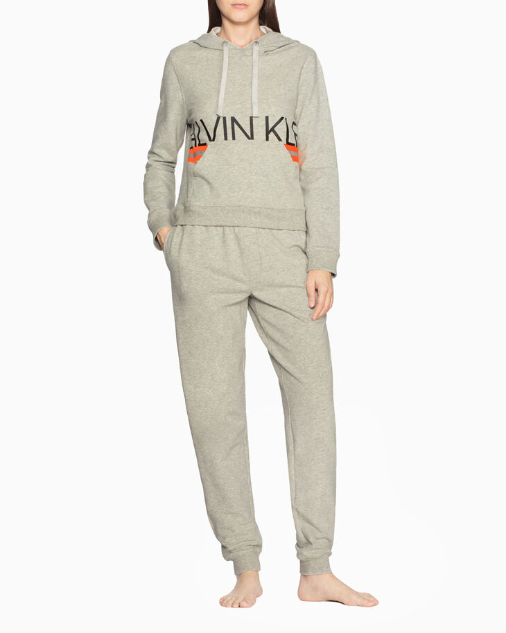 CALVIN KLEIN WOMEN Calvin Klein NEON HOODIE
