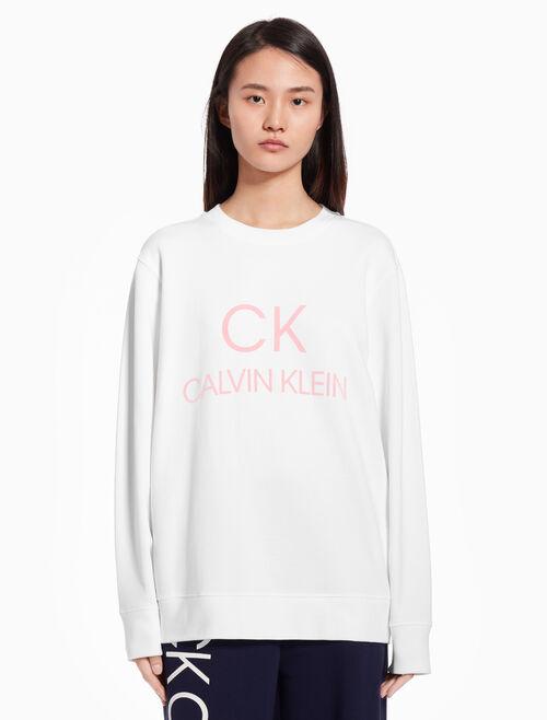 CALVIN KLEIN Logo スウェットシャツ