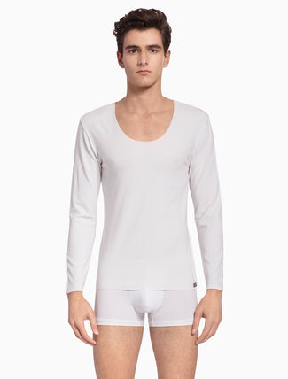 CALVIN KLEIN LUXE WARMWEAR TOP