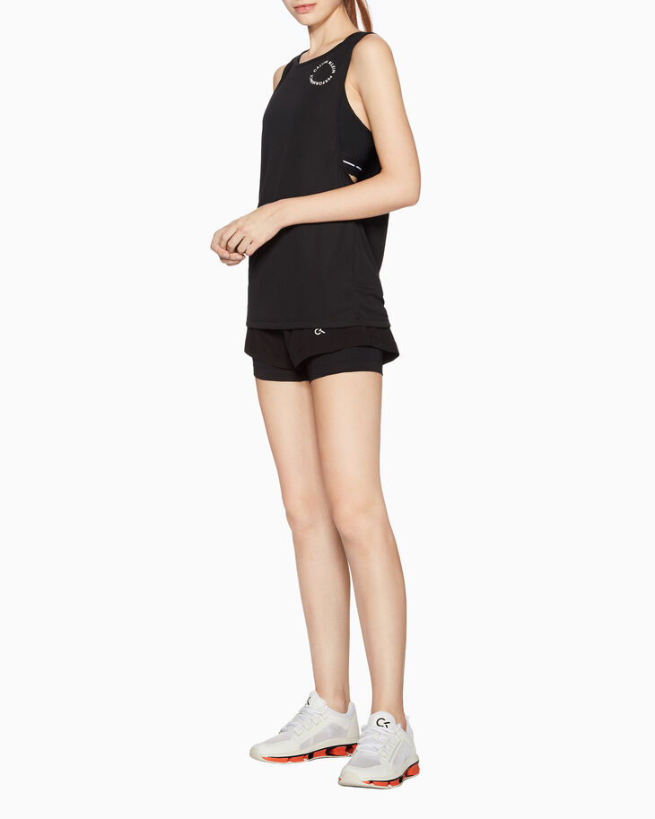CALVIN KLEIN SPACE LINES TANK TOP